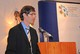 Lic. Samuel Bourdeau, Secretario General de la Comisión Mexicana de Cooperación con la UNESCO en representación del Embajador Mario Chacón