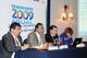 <p>(Izq. a Der.) </p><ul><li>Roberto Olivares.- Asociación Nacional de Empresas de Agua y Saneamiento</li><li>Jorge Hidalgo.- IMTA </li><li>Román Gómez.- Programa Agua para las Ciudades en Latinoamérica y el Caribe ONU-Hábitat</li><li>Mireya Imaz.- UNAM</li></ul>
