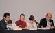 <p>(Izq. a Der.)</p><ul><li>Ricardo Martínez.- CNA </li><li>María Perevochtchikova.- Colegio de México </li><li>Claudia Campero.- Food and Water Watch, Blue Planet Project </li><li>Arsenio González.- UNAM</li></ul>