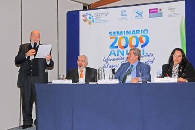 (Izq.a Der.)Manuel Angulo, Jaime Collado, Jorge Martínez, María Do Carmo