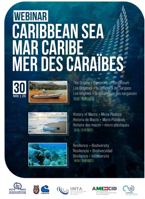 Webinar Caribbeam Sea Mar Caribe